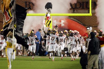 Maryland looks to go 2-0 and restore a once proud program.