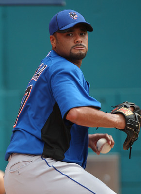 Johan Santana will the ace recover his form?
