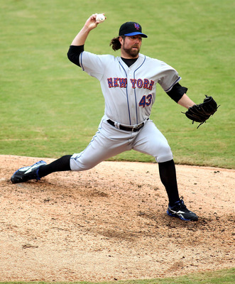 R.A. Dickey a lot of heart and a great knuckleball