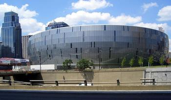 Would people actually watch hockey games in the Sprint Center?