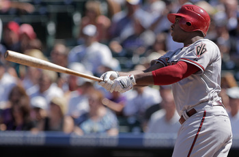 Justin Upton has proved to be a legitimate franchise player for the Arizona Diamondbacks