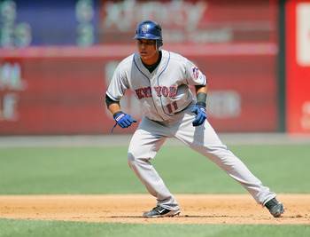Ruben Tejada starting to show signs of maturity
