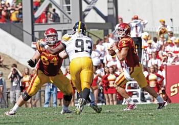 Photo: Gene Pavelko/Iowa State Daily