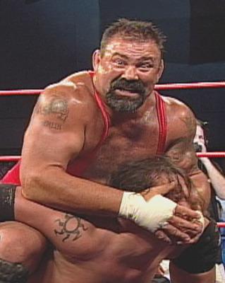 big poppa wrestler