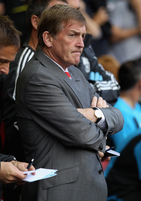 Kenny Dalglish considers his next move
