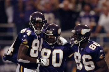 The Minnesota Vikings set an NFL scoring record during the 1998 season.