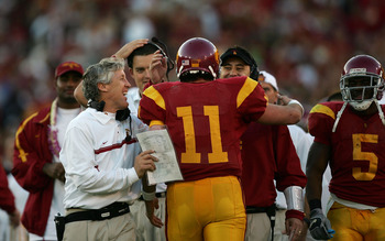 Some still consider the 2005 USC Trojans as one of the most talented teams in college football history.