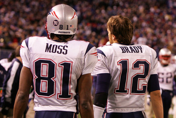 The 2007 New England Patriots scored an NFL-record 589 points.