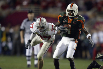 The 2003 Fiesta Bowl is still a disputed result amongst Hurricane fans.