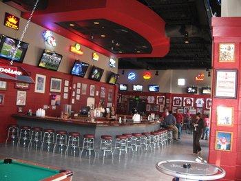Houndstooth bar tuscaloosa for Food bar tuscaloosa