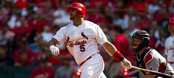 Can the Cards re-sign Albert?