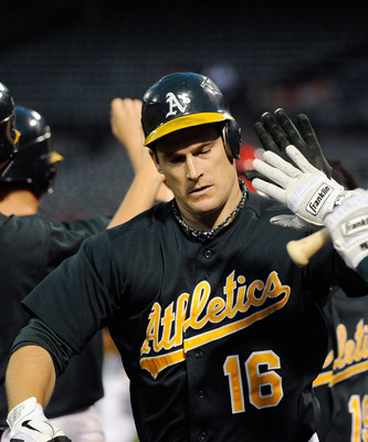 The A's will lose a big power and RBI bat if Josh Willingham is allowed to slip away.