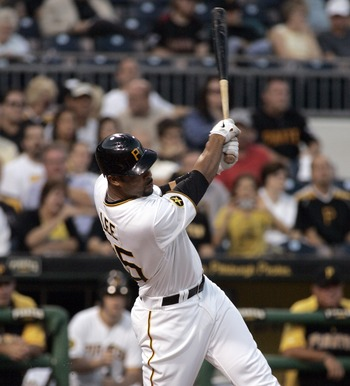Derrek Lee has revived his career in a Pirate uniform.
