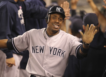Curtis Granderson is having a monster year