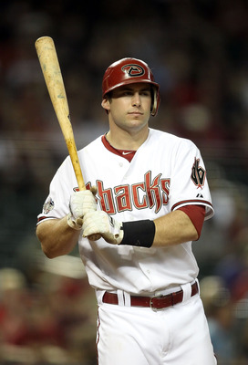 PHOENIX, AZ - SEPTEMBER 08:  Paul Goldschmidt #44 of the Arizona Diamondbacks bats against the San Diego Padres during the Major League Baseball game at Chase Field on September 8, 2011 in Phoenix, Arizona.  (Photo by Christian Petersen/Getty Images)
