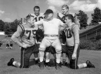 Clemson Head Coach Frank Howard beat Auburn five games out of six from 1946 - 1951
