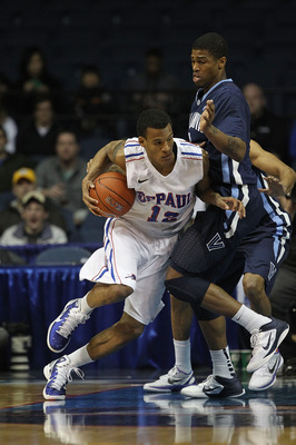Melvin could challenge for an All Big East selection if he added a little more strength.
