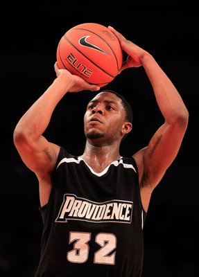Vincent Council is one of a pair of Friars that are candidates to have breakout seasons.