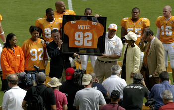 The late Reggie White was a Tennessee great.
