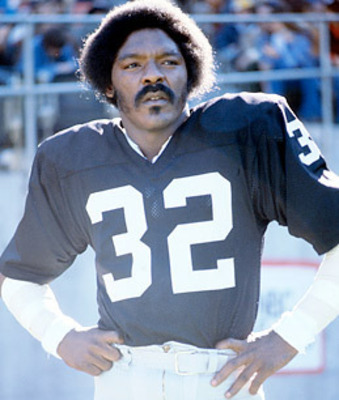 Jack tatum fit perfectly with the quot silver and black quot in the 1970 s