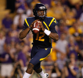 West Virginia QB Geno Smith should put up big numbers in a new offense