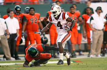 Virginia Tech RB David Wilson is the next great back in Blacksburg