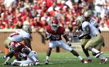All-American Ryan Broyles chose to return to college for a run at the National Championship!