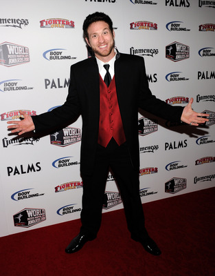 LAS VEGAS, NV - DECEMBER 01:  Mixed martial artist Jason 'Mayhem' Miller arrives at the third annual Fighters Only World Mixed Martial Arts Awards 2010 at the Palms Casino Resort December 1, 2010 in Las Vegas, Nevada.  (Photo by Ethan Miller/Getty Images)