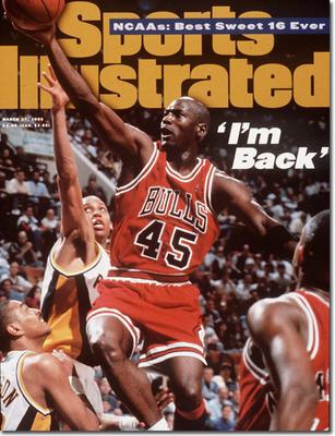 f9bc10efca 1995 márciusában, Michael Jordan visszatért az NBA-ben és belátta, hogy a  baseball