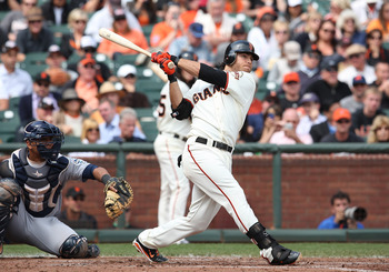 Brandon Crawford should be playing every day at this point in the season