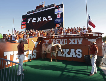 Darrel K. Royal Stadium, University of Texas