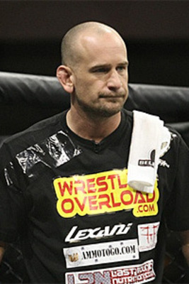 Greg Jackson, Jones' trainer