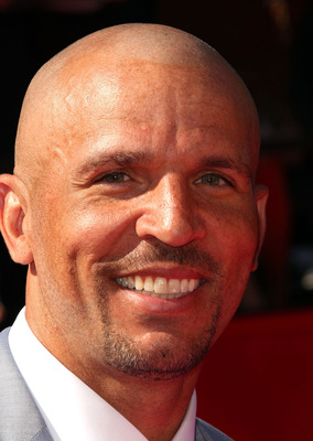 LOS ANGELES, CA - JULY 13:  NBA player Jason Kidd arrives at The 2011 ESPY Awards at Nokia Theatre L.A. Live on July 13, 2011 in Los Angeles, California.  (Photo by Frederick M. Brown/Getty Images)