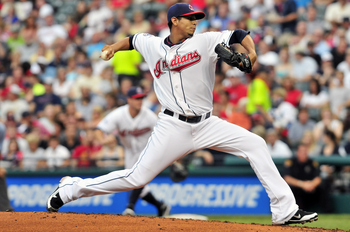 Carlos Carrasco was really evolving from his hyped-prospect status to a Major League power arm