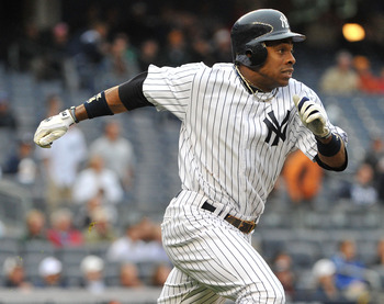 Granderson has been a remarkable talent in the middle of the Yankees' lineup this season.