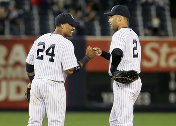 The Yankees may be Jeter's team, but it will someday be Robinson Cano's.