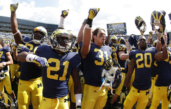 Win the game against San Diego State is the top priority on the Wolverines to-do list.