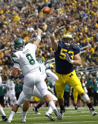 The Wolverines defense needs to be playing with confidence going into the Big Ten schedule.