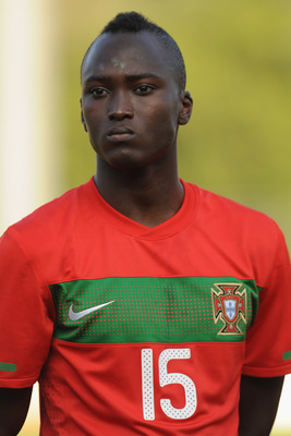 SAINT-RAPHAEL, FRANCE - JUNE 03:  Danilo Pereira of Portugal looks on prior to the Toulon U21 tournament match between Italy and Portugal at Stade de l'Esterel on June 3, 2011 in Saint-Raphael, France.  (Photo by Valerio Pennicino/Getty Images)
