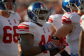 The New York Giants looked rusty in their opener.