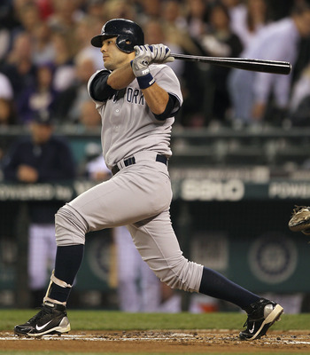 Jesus Montero could be the full-time DH in 2012.