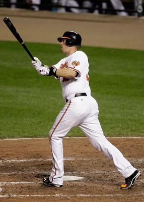 Matt Wieters is poised to be the stud everyone thought he would be.
