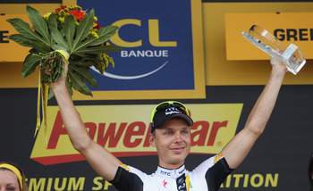 My prediction: Tony Martin will be raising his hands in victory again on Wednesday