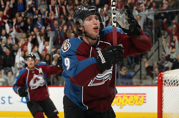 Matt Duchene scores for the Avalanche