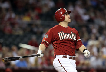 Miguel Montero has been an unsung hero in Arizona.