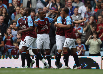 Aston Villa are EPL mainstays
