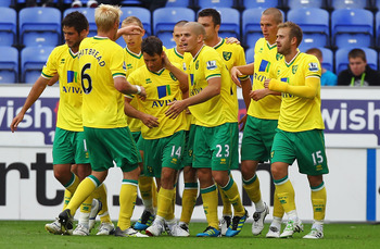 The Canaries are back in the top flight this season
