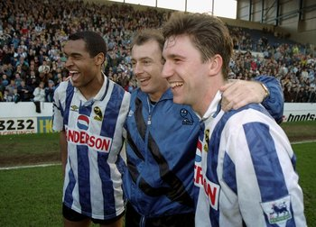 Trevor Francis led Sheffield Wednesday to 7th in '92-'93