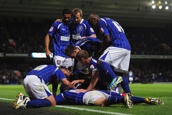 Ipswich Town spent some time in the Premier League