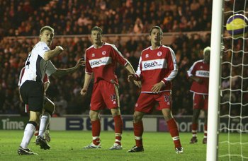 Middlesborough are trying to make it back to the EPL